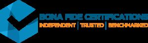 Bona Fide Certifications